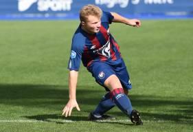 Florent Roncier et les U19 Nationaux du Stade Malherbe Caen essaieront de confirmer ce dimanche à Saint-Pryvé