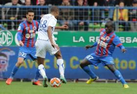 La dernière confrontation entre les deux équipes à d'Ornano remonte au 19 avril 2014