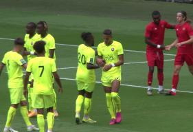 En amical face au Mans FC, l'attaquant Yacine Bammou a converti en deux temps un pénalty qu'il a obtenu à la 20ème minute