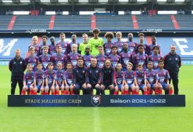 Les U15 du Stade Malherbe Caen effectueront un match amical face à Saint Gilles de La Réunion ce vendredi