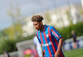 Noé Lebreton et les U19 Nationaux du Stade Malherbe Caen reçoivent le LOSC samedi après-midi