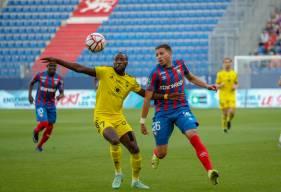 Mehdi Chahiri aura beaucoup essayé sans réussite face au Pau Football Club ce samedi soir