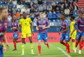 Âgé de 16 ans et 10 mois samedi soir, Norman Bassette est devenu le deuxième joueur le plus jeune à jouer sous les couleurs du Stade Malherbe Caen
