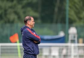 Stéphane Moulin s'est montré satisfait après les six points pris en deux matchs par ses joueurs