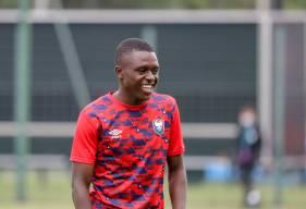 Arrivé de Suède en 2019, Zeidane Inoussa vient de signer son premier contrat professionnel avec le Stade Malherbe