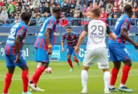Les Caennais auront montré un meilleur visage en seconde période face au FC Sochaux cet après-midi