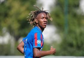 Brahim Traoré est convoqué pour la première fois en Équipe de France U18
