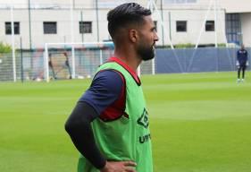 Arrivé il y a 15 jours au Stade Malherbe Caen, Ali Abdi va effectuer sa première dans le groupe pour la réception de Sochaux