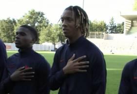 Brahim Traoré est de nouveau convoqué avec l'Équipe de France U18