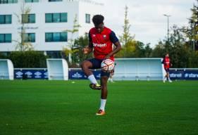 Pour la première fois de la saison, Nuno Da Costa est présent dans le groupe du Stade Malherbe Caen