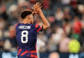 Nicholas Gioacchini aura notamment été décisif en demi-finale face au Qatar