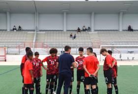 Les joueurs de Tristan Blanchard affrontent l'AG Caen demain après-midi en championnat