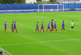 Les U19 Nationaux ont enregistré une nouvelle victoire à domicile dimanche après-midi