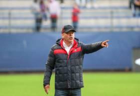 Stéphane Moulin a remporté son premier match officiel à la tête du Stade Malherbe Caen