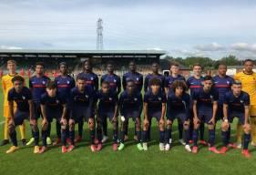 L'Équipe de France U16 s'est imposé à deux reprises face au Pays de Galles à Newport