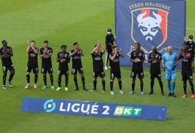 Les Caennais ont vécu une soirée compliquée sur la pelouse de François Coty face à l'AC Ajaccio