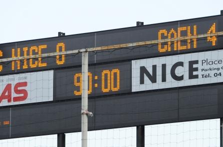 [3e journée de L1] OGC Nice 2-1 SM Caen  Scoreboard_1