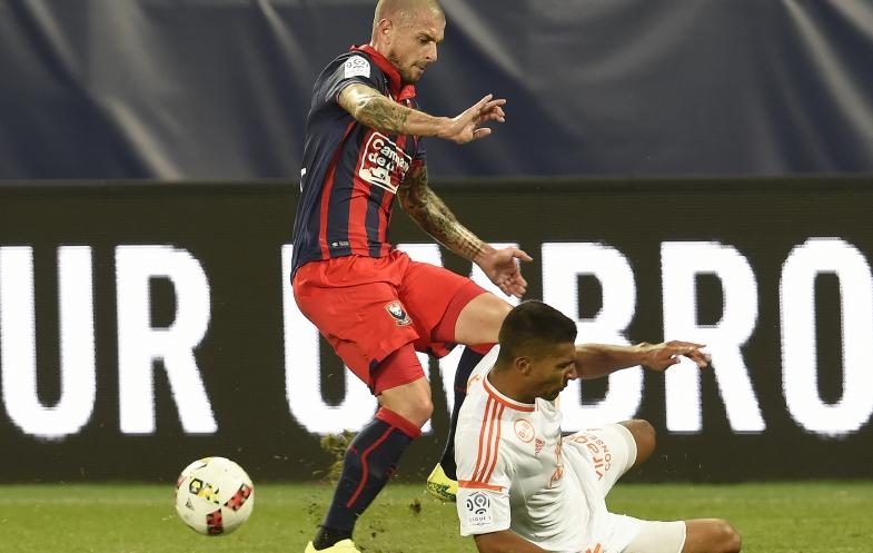 Compte tenu de l'absence d'Emmanuel Imorou sur blessure, Vincent Bessat devrait occuper le poste de latéral gauche contre Bastia.