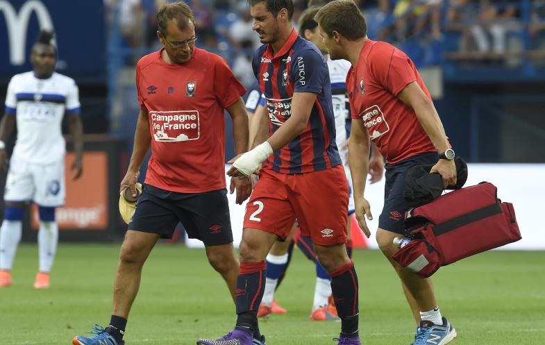Opéré de la main gauche cet été, touché au genou contre Bastia avant de ressentir une douleur aux ischio-jambiers face au PSG, Nicolas Seube espère avoir mangé son pain noir.