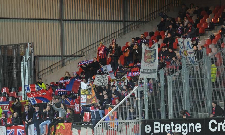 Guingamp - SM Caen 0-0