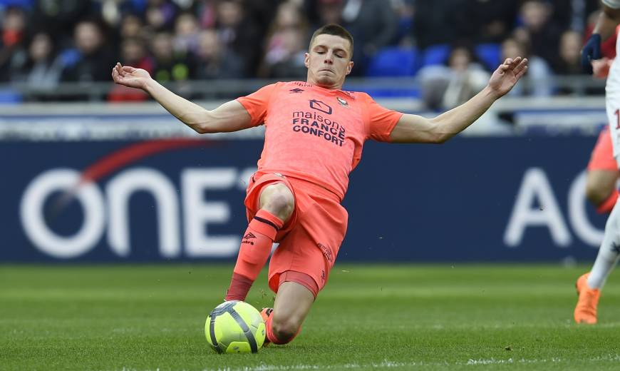 Lyon - SM Caen 1-0