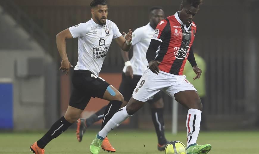 Nice - SM Caen 4-1