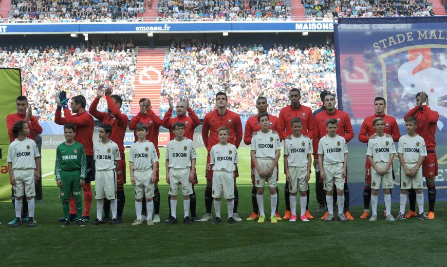 SM Caen - Monaco 1-2