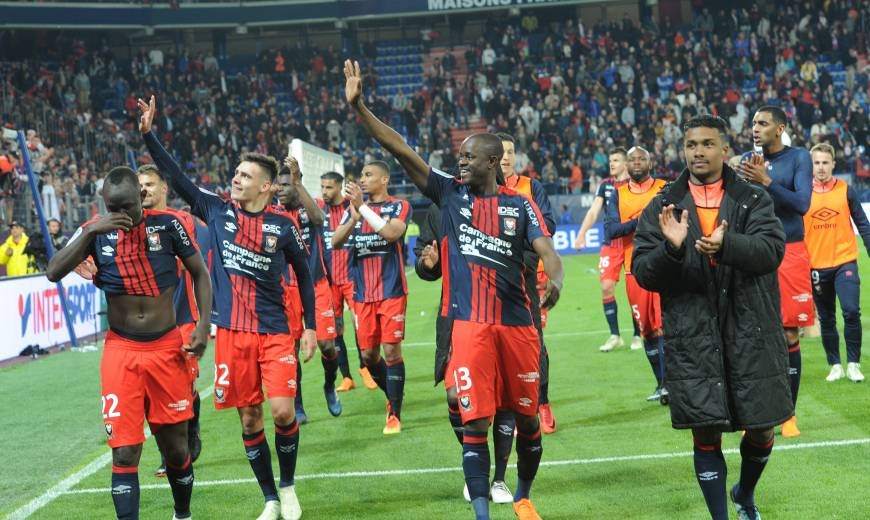 SM Caen - Paris SG 0-0