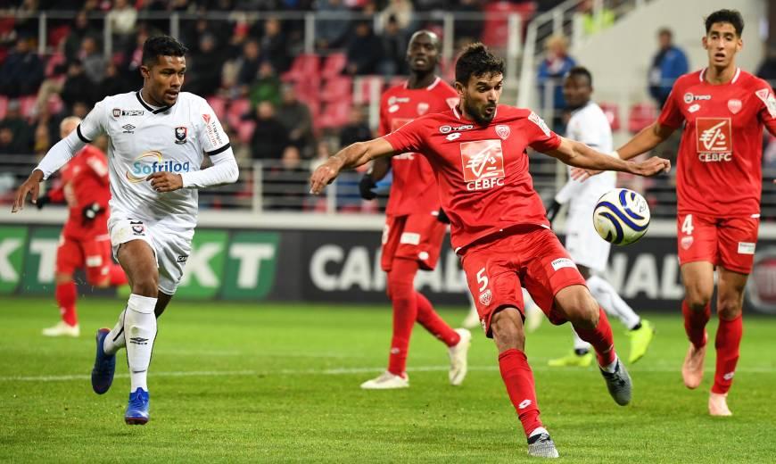 16e - Dijon FCO / SM Caen: l'album-photo