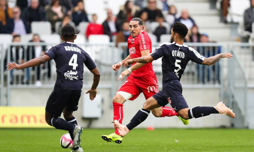 J13. Girondins de Bordeaux / SM Caen: l'album-photo