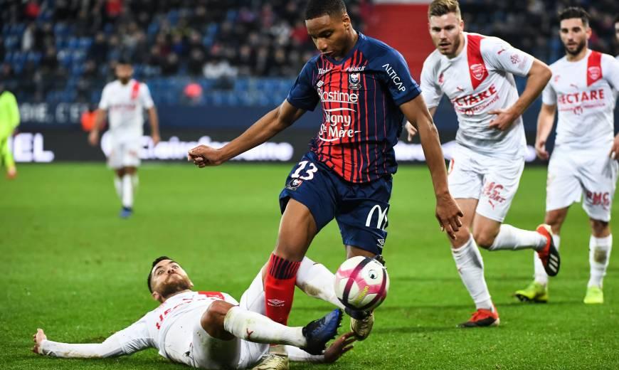 J16. Nîmes Olympique / SM Caen: l'album-photo