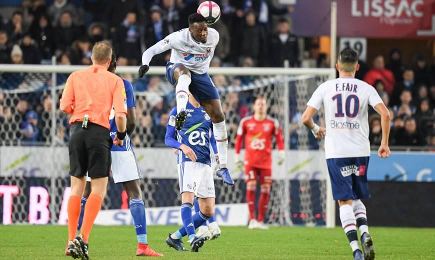 J17. RC Strasbourg / SM Caen: l'album-photo