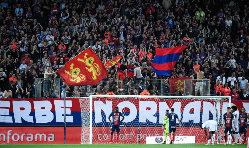 J2 - SM Caen / OGC Nice