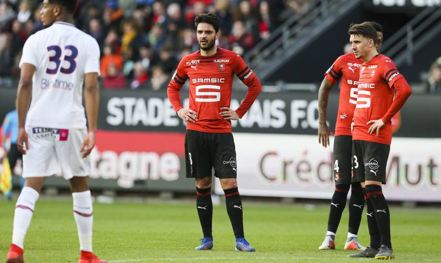 J28 - Stade Rennais / SM Caen : l'album-photos