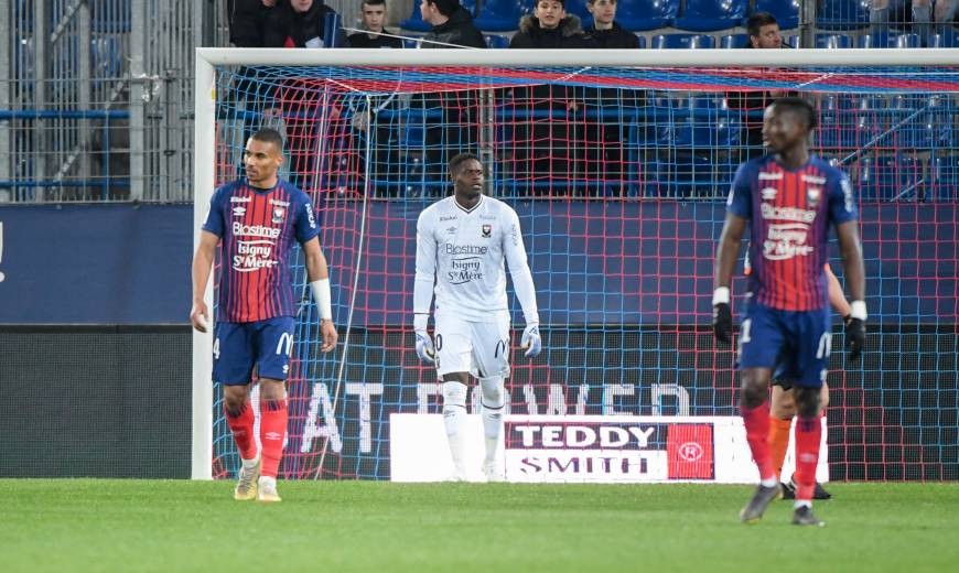 J32 - SM Caen / Angers SCO : l'album photos