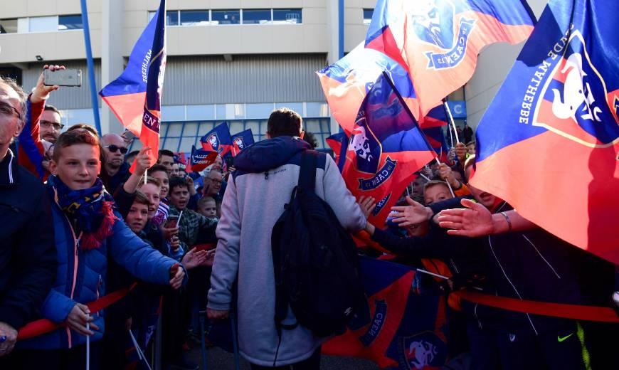 J36 - SM Caen / SD Reims : l'album-photos