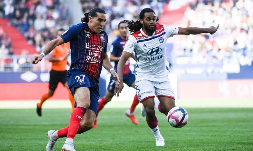 J5. SM Caen / Olympique Lyonnais - L'album photo