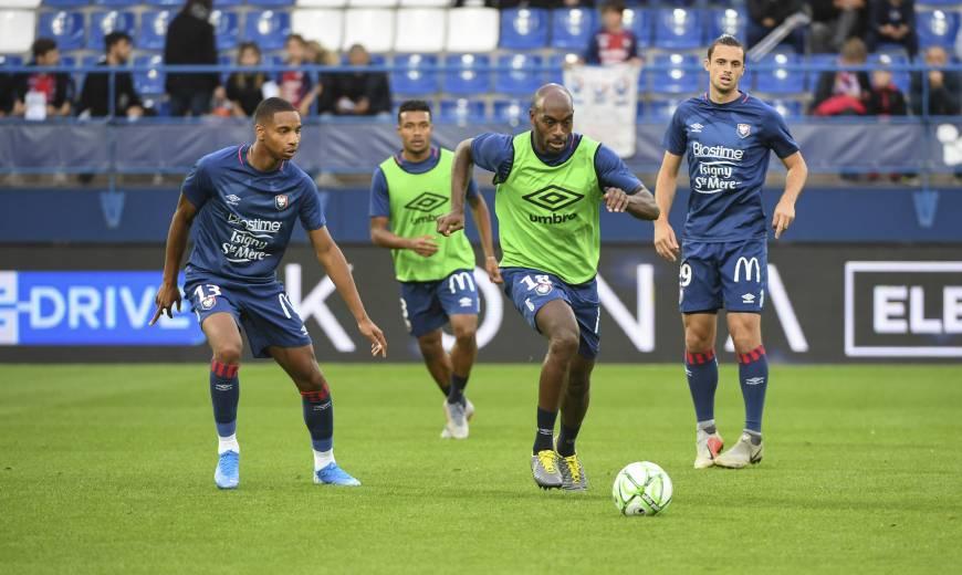 J4 - SM Caen / FC Chambly : l'album-photos