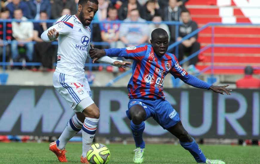 Malgré cinq points d'avance à deux journées du terme du championnat sur le premier relégable, N'Golo Kanté ne considère pas le maintien comme acquis.