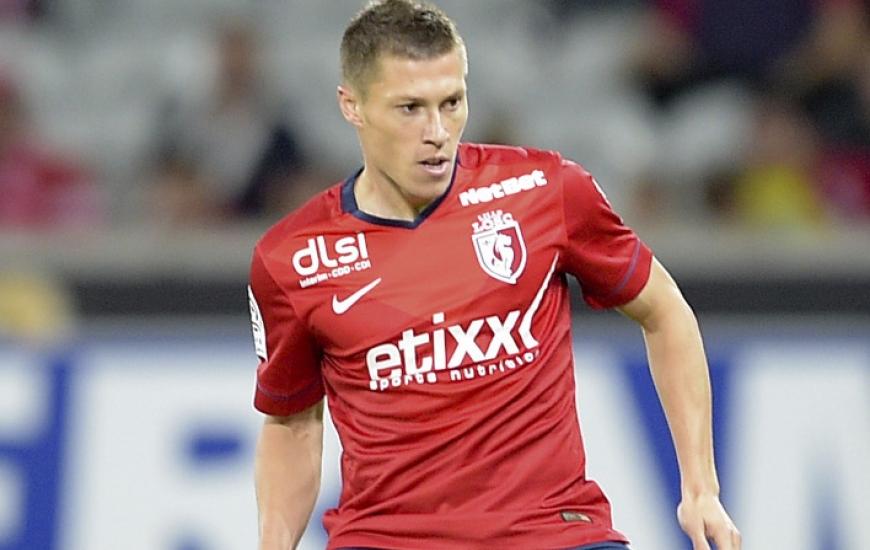 Septième recrue de ce mercato pour le Stade Malherbe, Jonathan Delaplace a parachevé un contrat de quatre saisons.