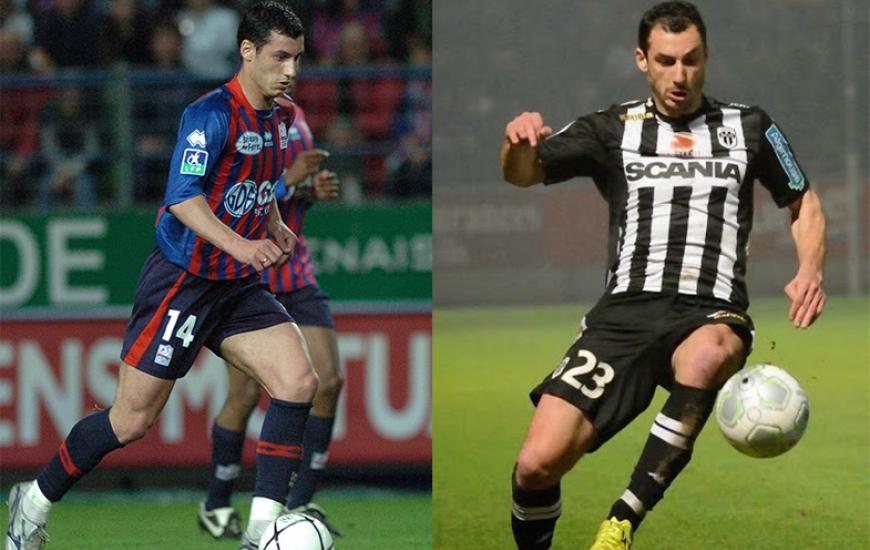 """Après avoir découvert le monde """"pro"""" au SMC entre 2003 et 2006, Yohan Eudeline, passé également par Guingamp, Sedan et Nantes, évolue à Angers depuis janvier 2014."""