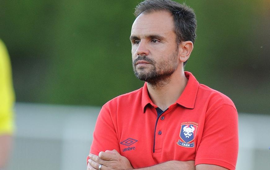 Pendant 20 ans comme éducateur au centre de formation du Stade Malherbe, Frank Dechaume a eu toutes les catégories d'âge sous sa responsabilité ; de l'école de foot aux U19 nationaux.