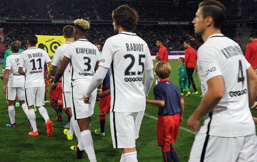 [38e journée de L1] Paris SG 1-1 SM Caen Psg