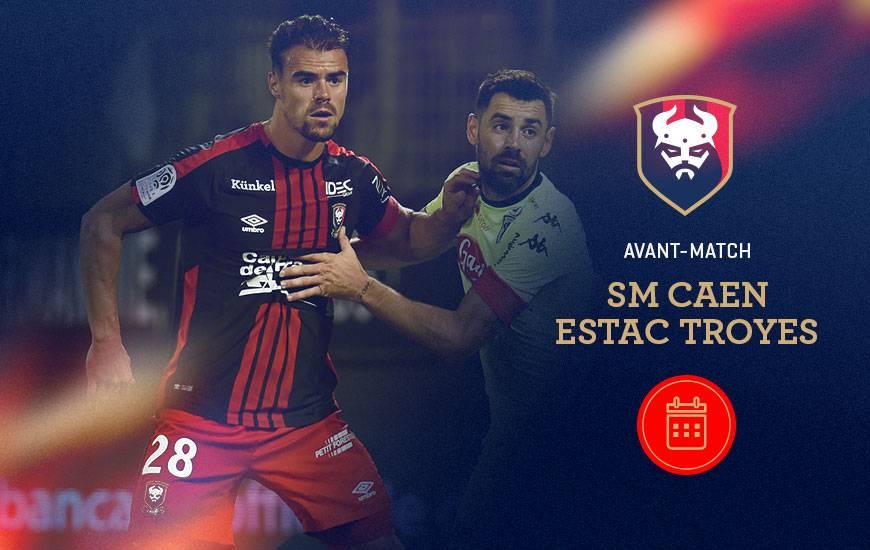[11e journée de L1] SM Caen 1-0 ESTAC Troyes Absdef