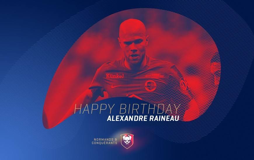 Joyeux Anniversaire Alexandre Raineau Infos Match Billet Smc