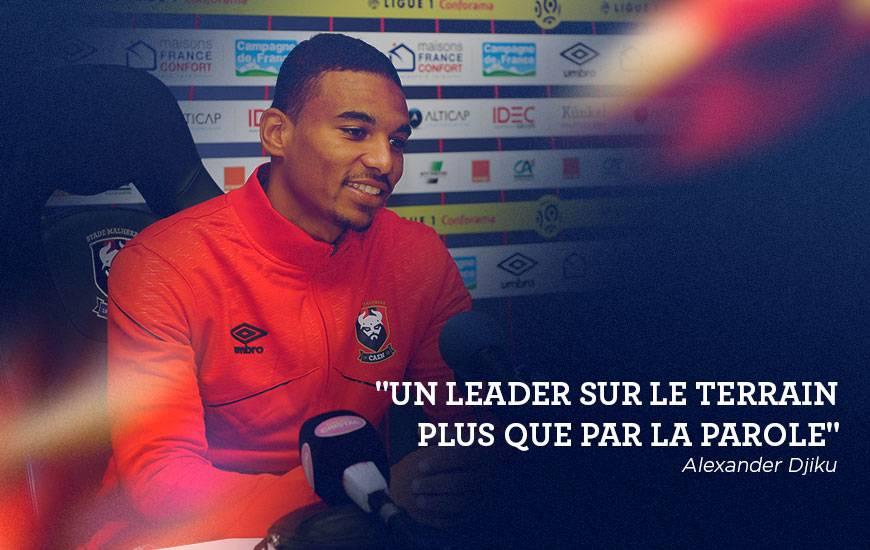 [13e journée de L1] SM Caen 1-1 OGC Nice Alexander-djiku_0