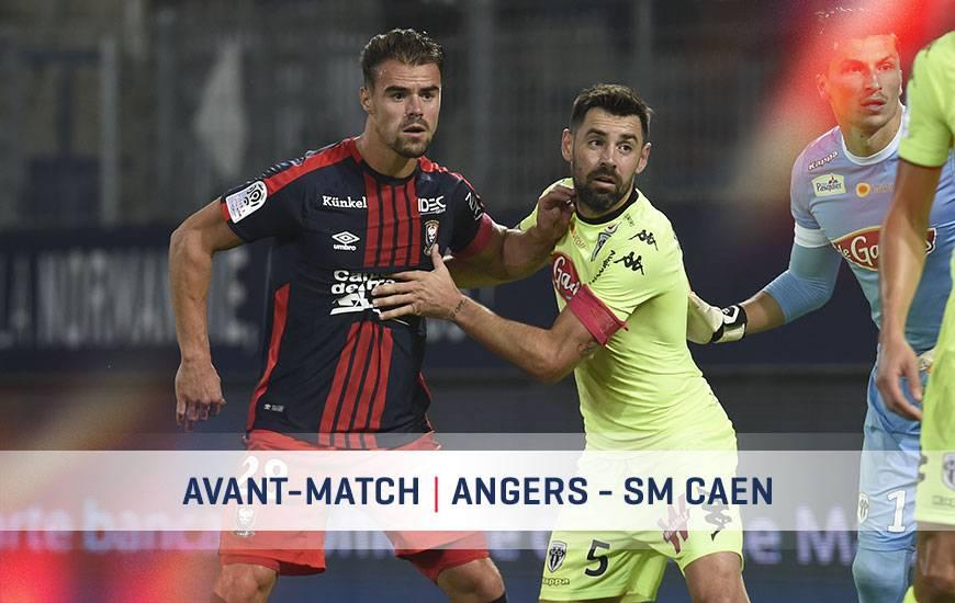 [30e journée de L1] SCO Angers 3-0 SM Caen  Angers-sm-caen-avant-match