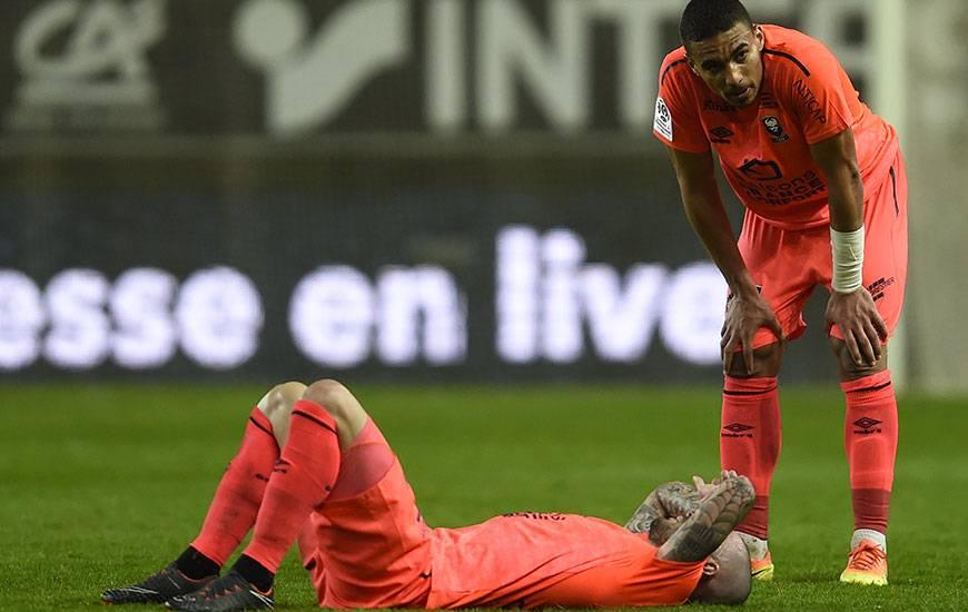 Jamais depuis qu'il était remonté en Ligue 1 en 2014, le Stade Malherbe n'avait concédé quatre défaites consécutives en championnat.