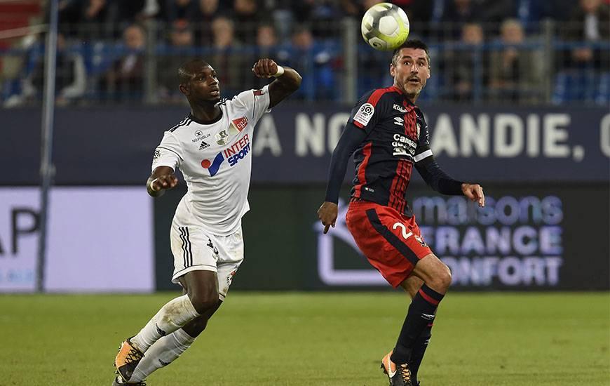 Le Stade Malherbe du capitaine Julien Féret se rendra à La Licorne pour défier les Amiénois et Moussa Konaté samedi 7 avril. Coup d'envoi à 20 heures.