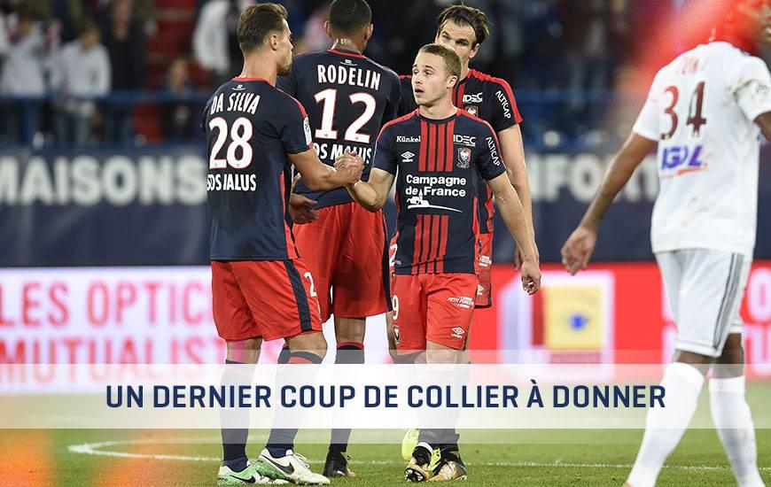 [32e journée de L1] Amiens SC 3-0 SM Caen Asc-smc-le-contexte